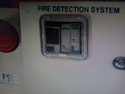 Fire Detecting System