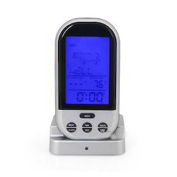 LCD Remote Thermometer