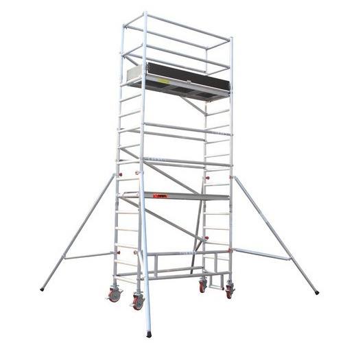Aluminum Mobile Tower Scaffold At Rs 45000 Piece Ponniammanmedu