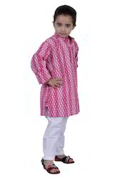 Kids Casual Kurta
