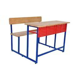 School Chair Desk