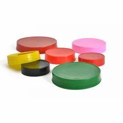 Colorful Plastic Jar Caps