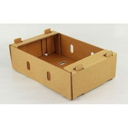 Vegetable Cardboard box