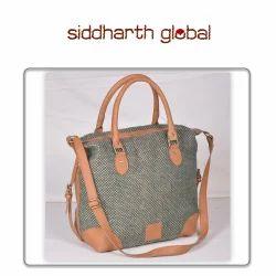 Siddharth Jute Duffle Bags