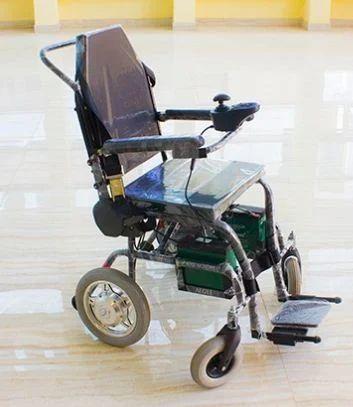 Aegle Power Wheelchair & Electric Stair Climbing Wheelchair