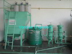 Effluent Treatment Plant  For Plastic Granules