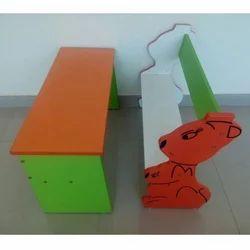 Nursery School Bench