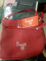 Red Color Hand Bag