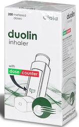 Levosalbutamol Ipratropium Bromide Inhaler