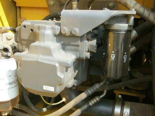 Komatsu PC-210 Hydraulic pumps - View Specifications & Details of