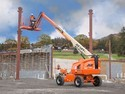Boom Lifts Renting Services