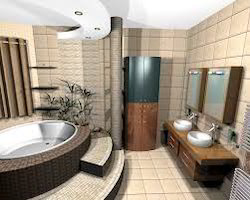 bathrooms interior designs