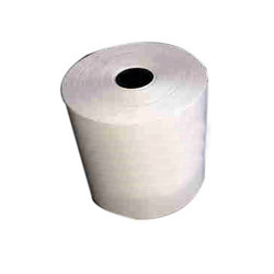 Plain White Thermal Paper Roll, For Billing, GSM: Less than 80 GSM