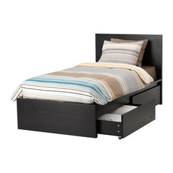 Single Box Bed