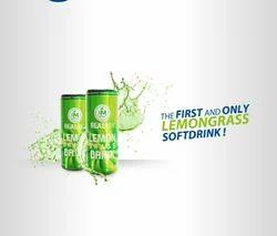 Lemon Grass Soft Drinks, Packaging Size: 250 ml