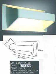 CH 3310-4x1W Wall Light