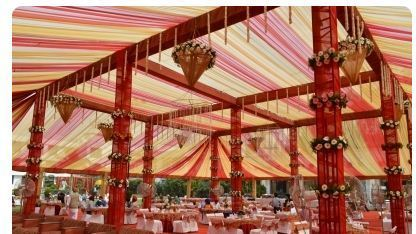 Wedding stage decoration outer decoration service provider from party hall decoration junglespirit Gallery