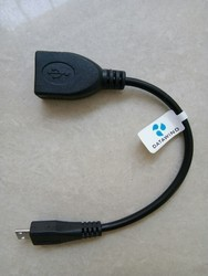Black Data Wind OTG Cable