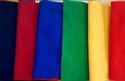 Dye Foma Fleece Fabrics, Plain / Solids, Multiple