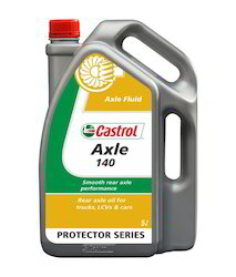 Oil & Grease (Castrol)