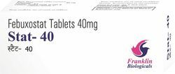 Febuxostat 40 mg Tablet