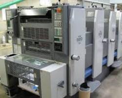 Auto Flaxo Printing Machines