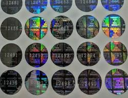 Sequential Patterns Holographic Labels