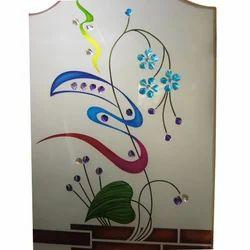 Transparent coloring glass Designer Glass