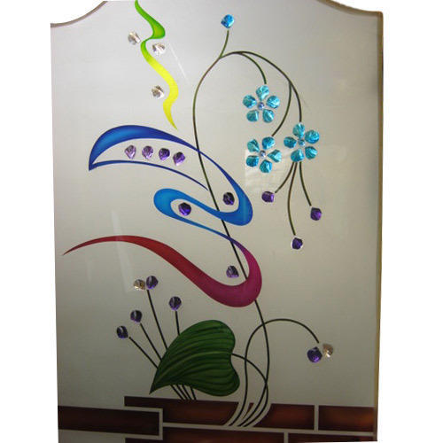 Transparent coloring glass Designer Glass