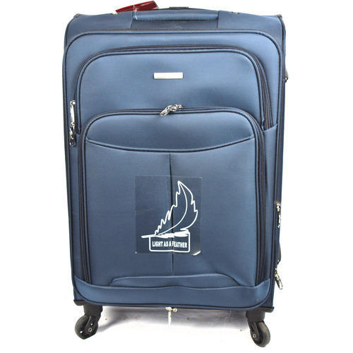 Multicolor Polyester Chariot Trolley Bag