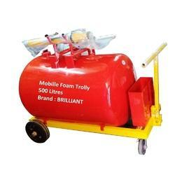 500 L Mobile Foam Trolley