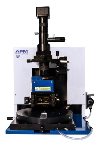 scanning probe or atomic force microscope