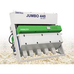 Boiled Rice Color Sorting Machine
