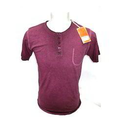 Plain Men T-Shirts