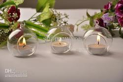 TLH0100 Crystal Ball Tealight Holder