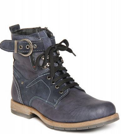 dc495b114d8 Bacca Bucci Men Blue Boot