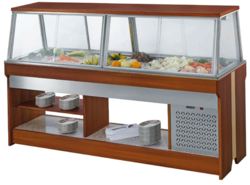 Restaurant Chef Service Counter