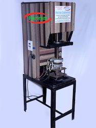 Semi-Automatic Dona Bowl Making Machine