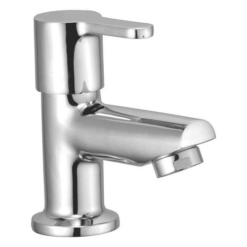 Oleanna Orange Bib Cock With Wall Flange Bathroom Faucets O 01 At
