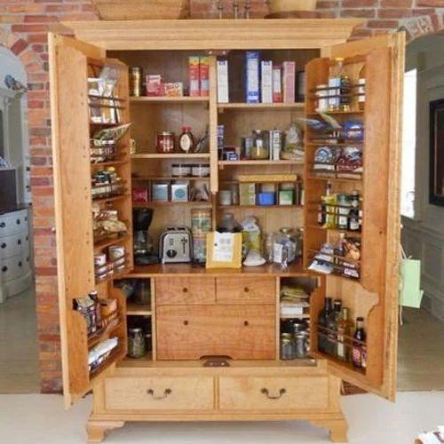 Storage Cupboard At Rs 500 Square Feet, Kitchen Cupboard Interior Storage