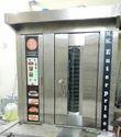 Rotary rack oven 120 bread capacity