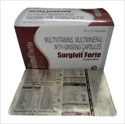 Ginseng Multivitamins Selenium Dioxide