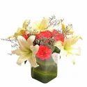 Contemporary Elegance Lilies