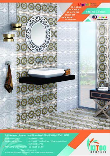 Ceramic Design Tiles