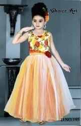 Kids Long Dresses