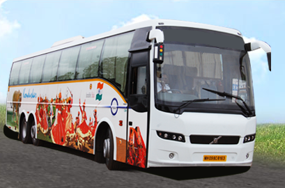 Service Provider Of Volvo Ac Sleeper Bus Travel Services Volvo Ac