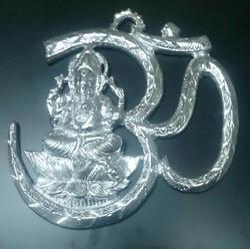 Om Ganesha Statue