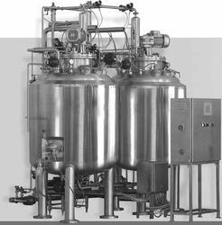 Process Vessel & CIP Systems