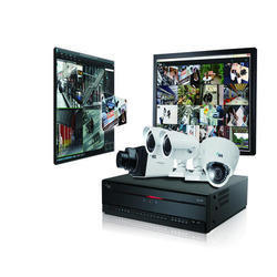 CCTV Security Networking Service.