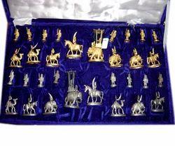 Sandalwood Chess Set